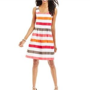 Striped Nine West dress